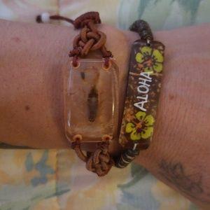 Jewelry - Scorpion Bracelet w/ FREE Aloha Bracelet